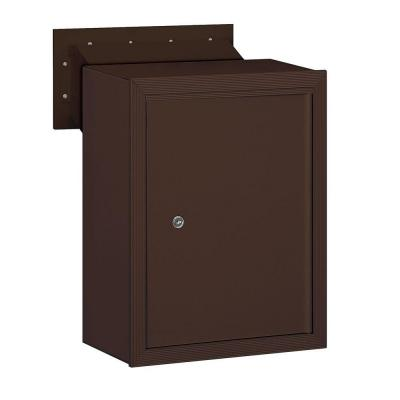 2256 Series Bronze Receptacle Option for Mail Drop