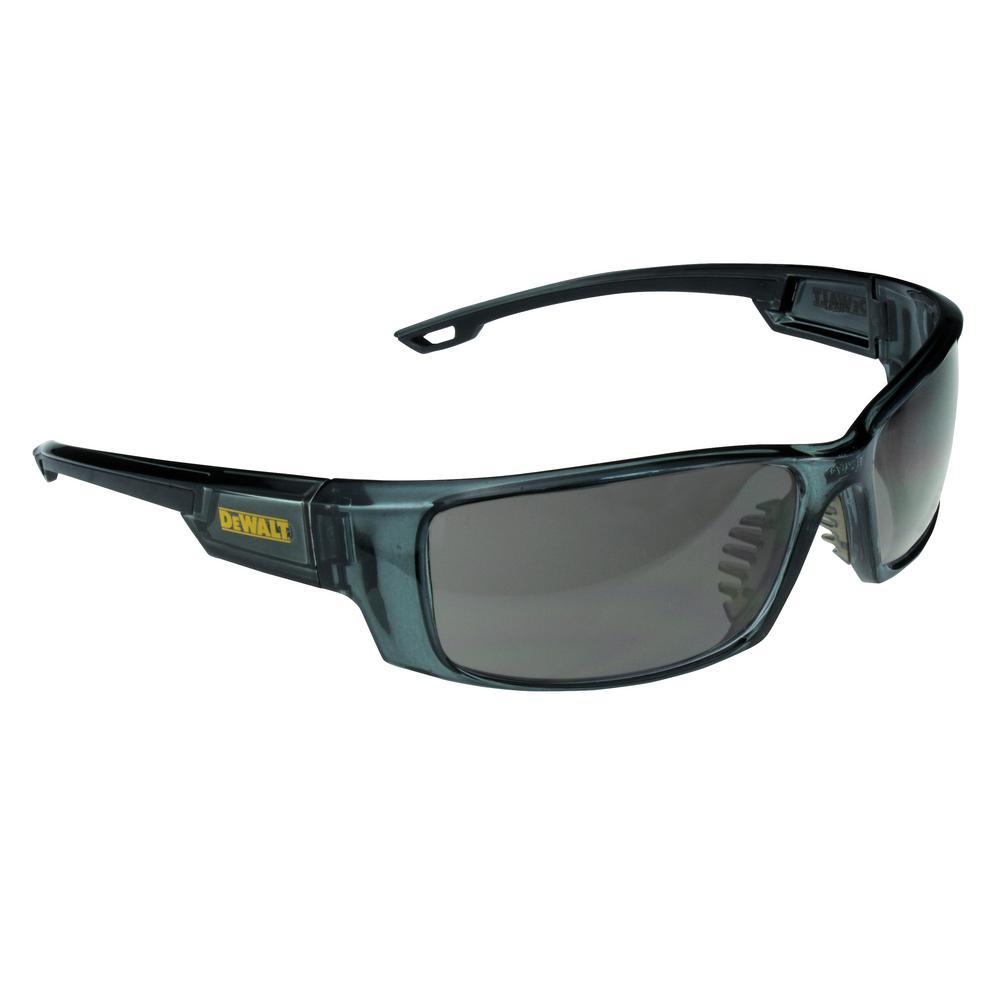 ff3ec71b08 DEWALT Excavator Smoke Lens Safety Glass
