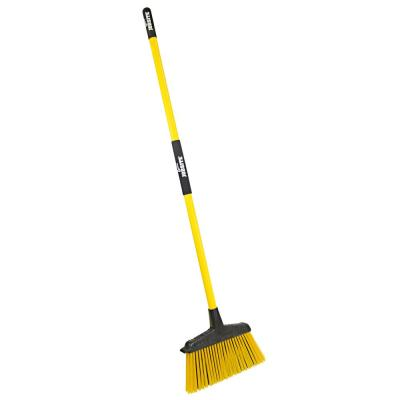 Jobsite Multi-Surface Fiberglass Handle Angle Broom
