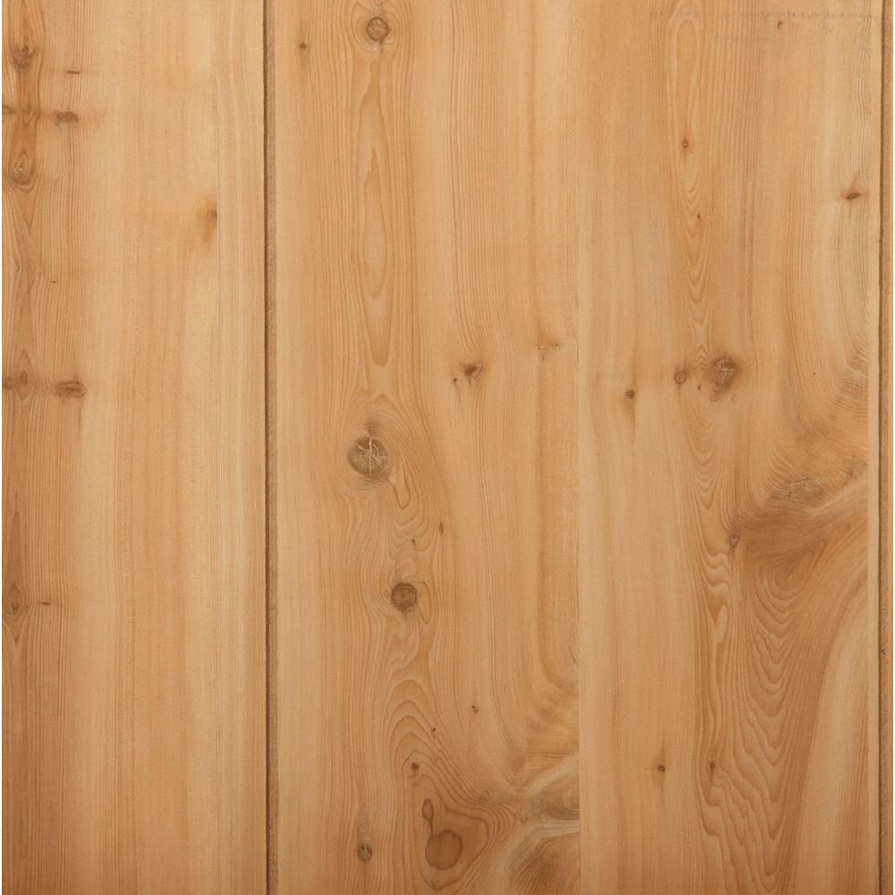 Canyon yew sq ft mdf paneling the home depot
