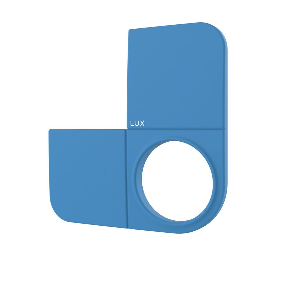 Lux Kono Decor Snap Covers Sky Blue Dsc Kns Sb The Home Depot