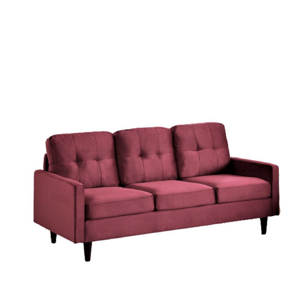 Sofia Bugendy Velvet Sofa