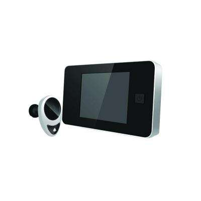 2.8 in. Screen Door Viewer with Doorbell