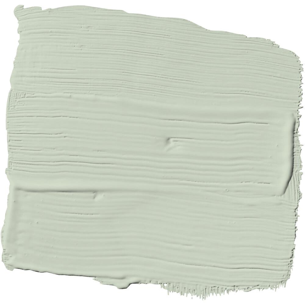 PPG Frosty Pine - Come be inspired by interior design photos with French Green Paint Colors and Serene French Blue-Greens. #greenpaintcolors #mintgreen #interiordesign #paint