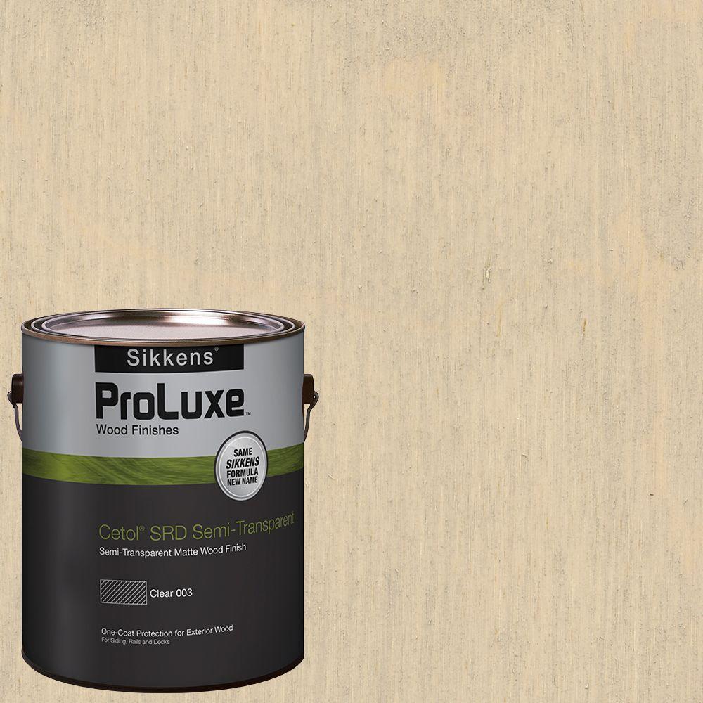 #HDGSRD-ST-204 Sandstone Cetol SRD Semi-Transparent Exterior Wood Finish