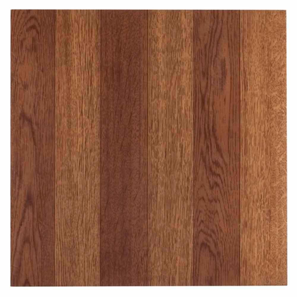 Peel stick marble luxury vinyl tile vinyl flooring nexus medium oak 12 in x 12 in peel and stick dailygadgetfo Images