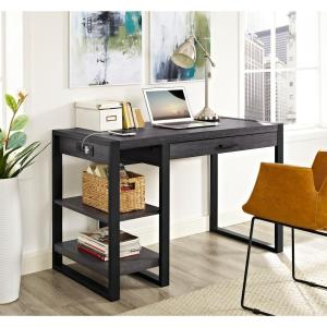 Customers Who Viewed This Item Also Viewed U2026 Urban Blend Charcoal Desk With  Storage. Walker Edison Furniture Company ...
