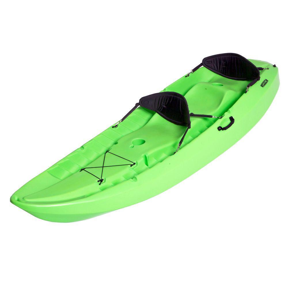 Lifetime Green Manta Kayak