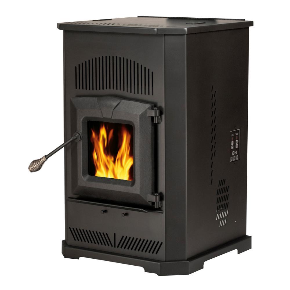 Englander 2 000 Sq Ft Pellet Stove, Englander Wood Burning Fireplace Insert