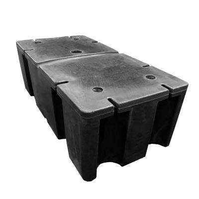 24 in. x 48 in. x 16 in. Foam Filled Dock Float Drum