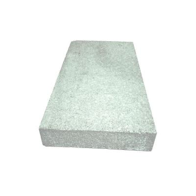 4 in  x 8 in  x 16 in  Concrete Solid Cap Block-745553 - The