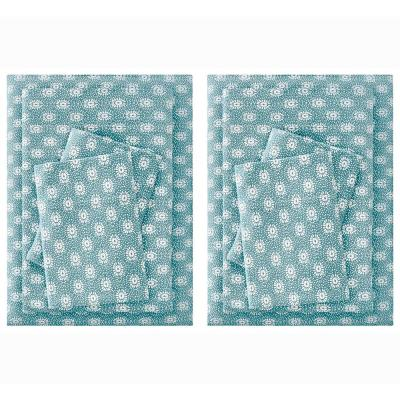 Printed Jersey Knit Sheet Set (Set of 2)