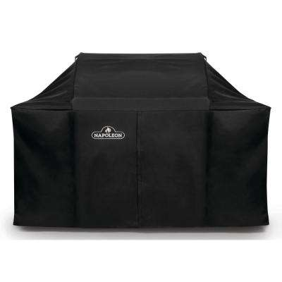 LEX 605 and Charcoal Professional Grill Cover