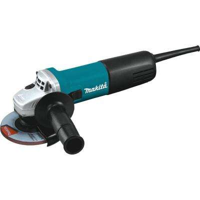 7.5 AMP Corded 4-1/2 in. Angle Grinder