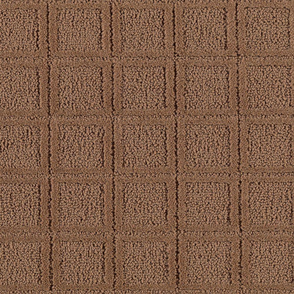 Platinum Plus Wondrous - Color Belvedere Pattern 12 ft. Carpet