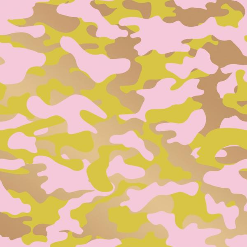 Cynthia Rowley Glammo Pink, Lemon and Gold Peel and Stick Wallpaper 60 sq. ft.