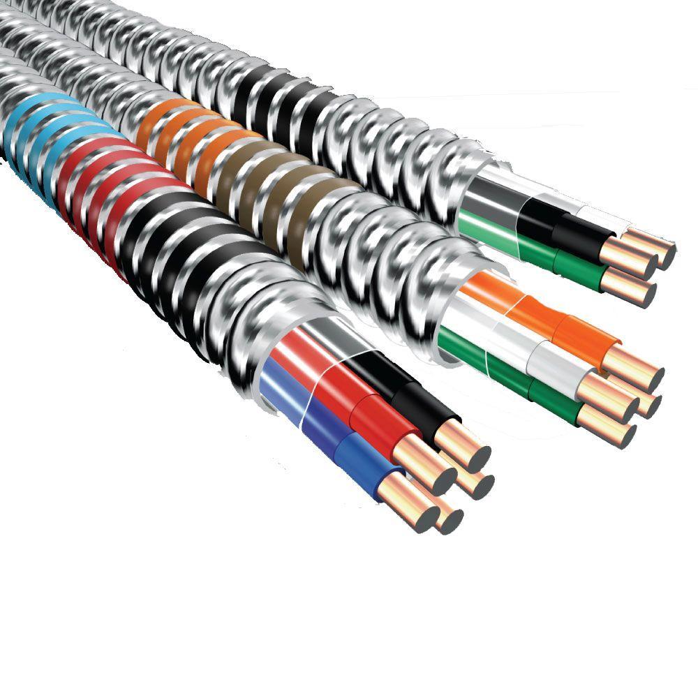 12/3 x 250 ft. 277/480 MC Lite Cable