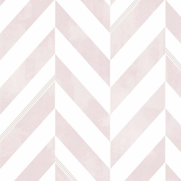 Graham & Brown Symmetry Italie Pink Removable Wallpaper 103162
