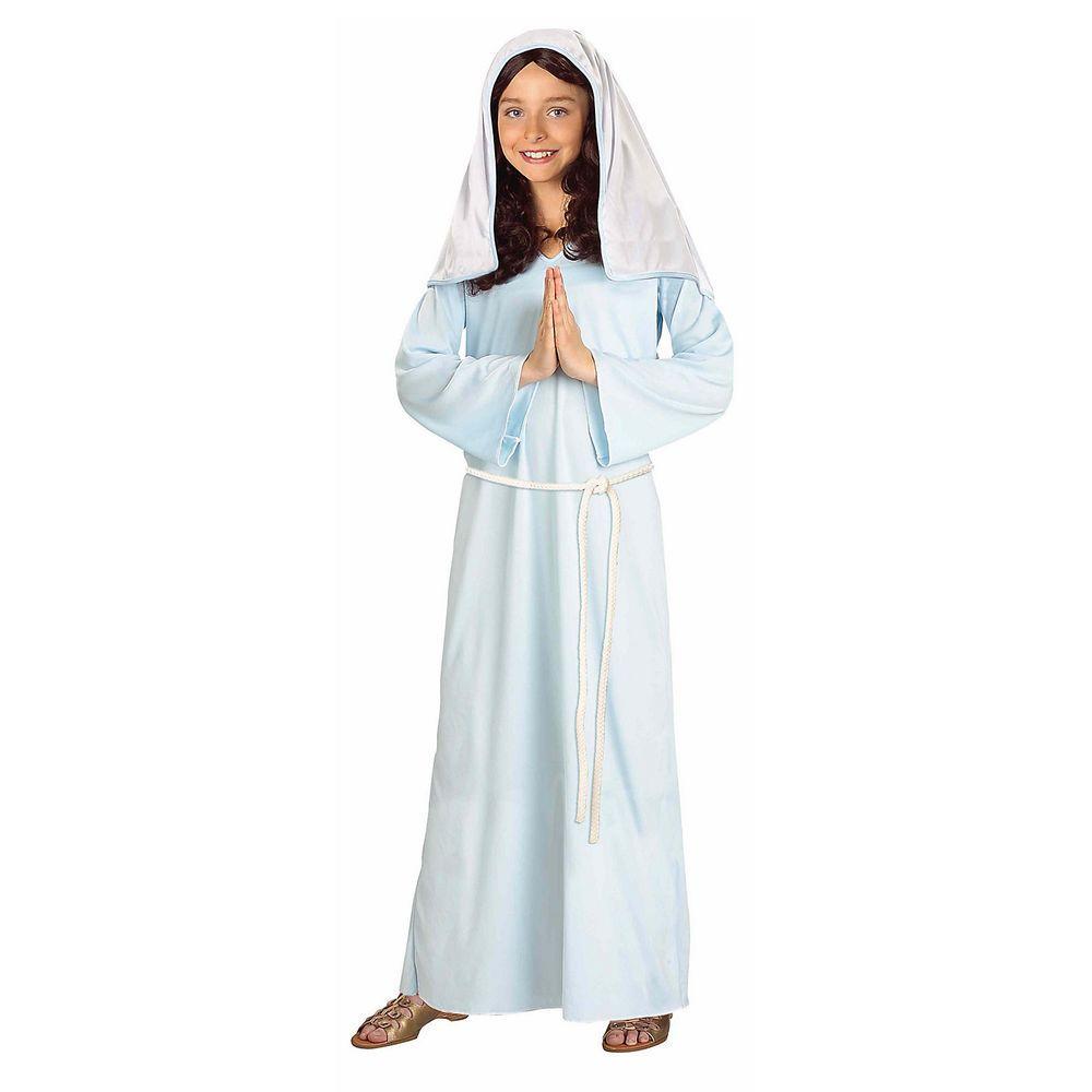 Small Girls Mary Kids Costume