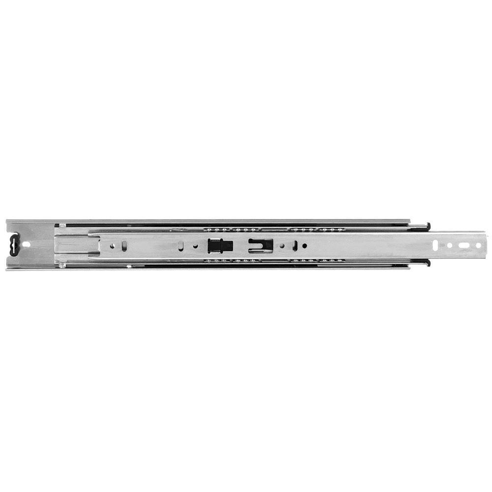 Knape & Vogt 8400 Series 26 in. Anochrome Drawer Slide