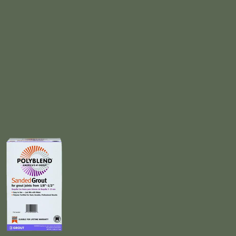 Polyblend #335 Winter Gray 7 lb. Sanded Grout