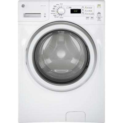 4.1 cu. ft. Stackable White Front Load Washing Machine, ENERGY STAR