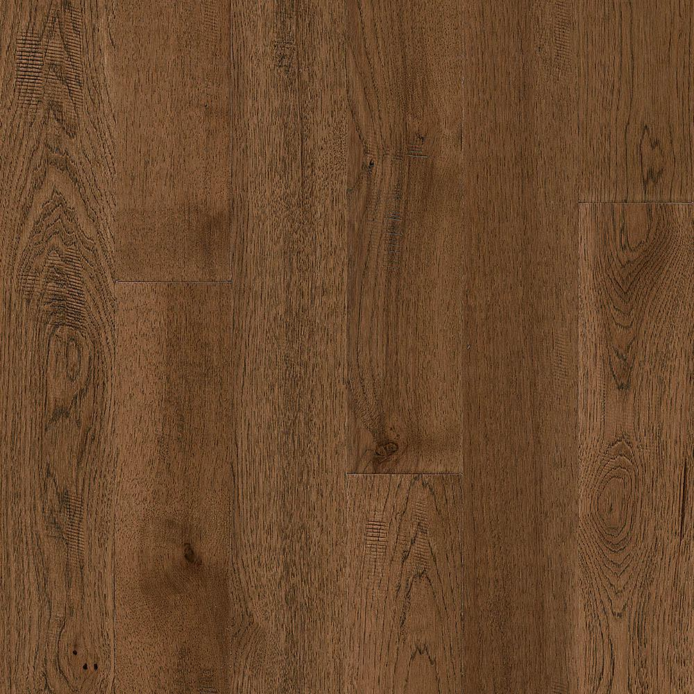 Bruce Take Home Sample - Hydropel Hickory Light Brown Engineered Hardwood Flooring - 5 in. x 7 in.