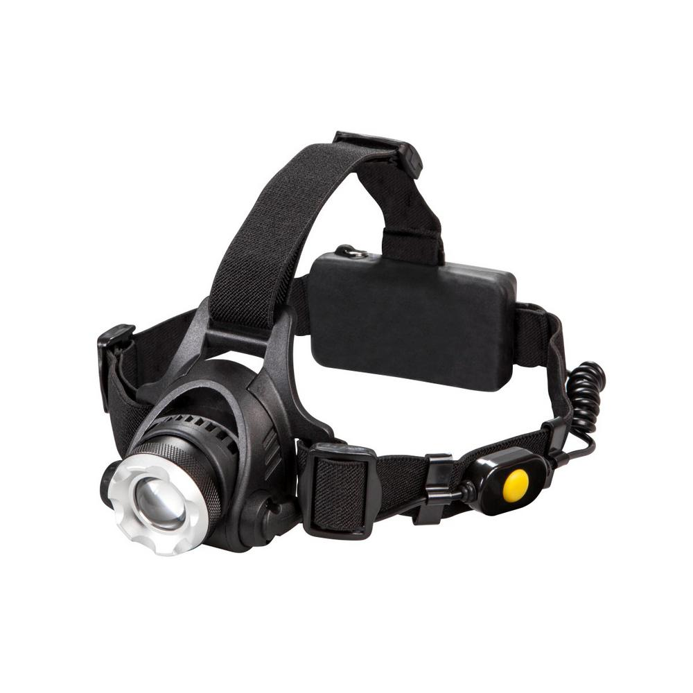 Ultra HD Series Battery Powered 320 Lumens Headlamp with Safety Flasher