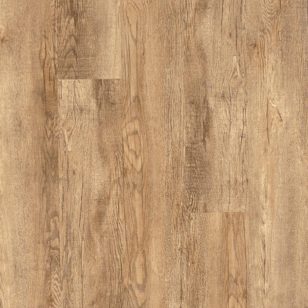Auklet Oak 7.5 in. x 48 in. Premium Rigid Vinyl Plank Flooring 17.32 sq. ft. per Carton