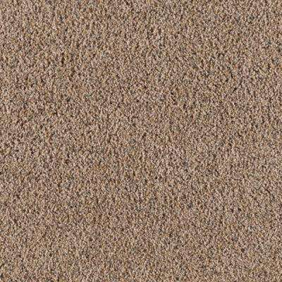 Carpet Sample - Old Ivy II - Color Woodland Texture 8 in. x 8 in.