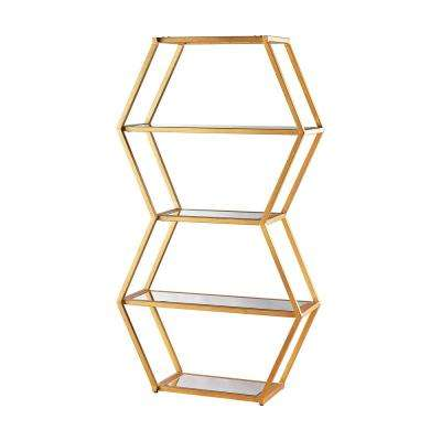 Vanguard Gold Leaf Shelf