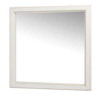36 in. x 36 in. Casement Vinyl Fixed Picture Window, Non-Operating –White
