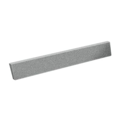 21 in. Solid Surface Sidesplash in Gray Granite