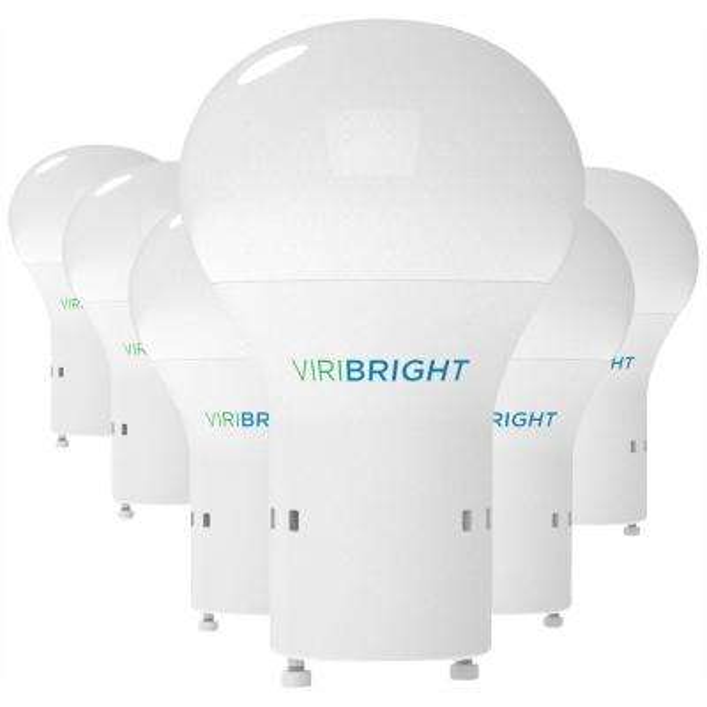 60-Watt Equivalent A19 GU24 LED Light Bulb Daylight (6-Pack)