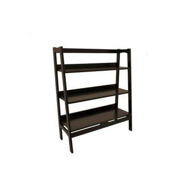 Brown 3-Tier Shelf