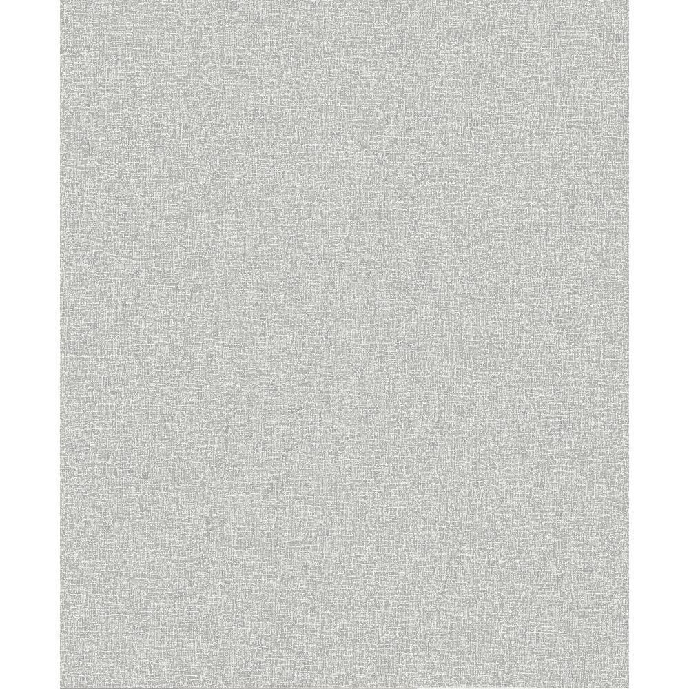 Nora Light Grey Hatch Texture Wallpaper