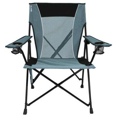 Hallett Peak Gray Dual Lock Chair