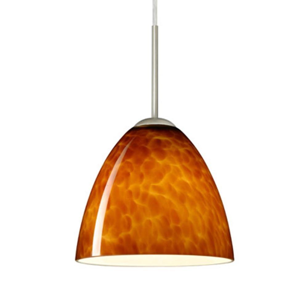 Filament Design Manhattan 1-Light Bronze Incandescent Pendant