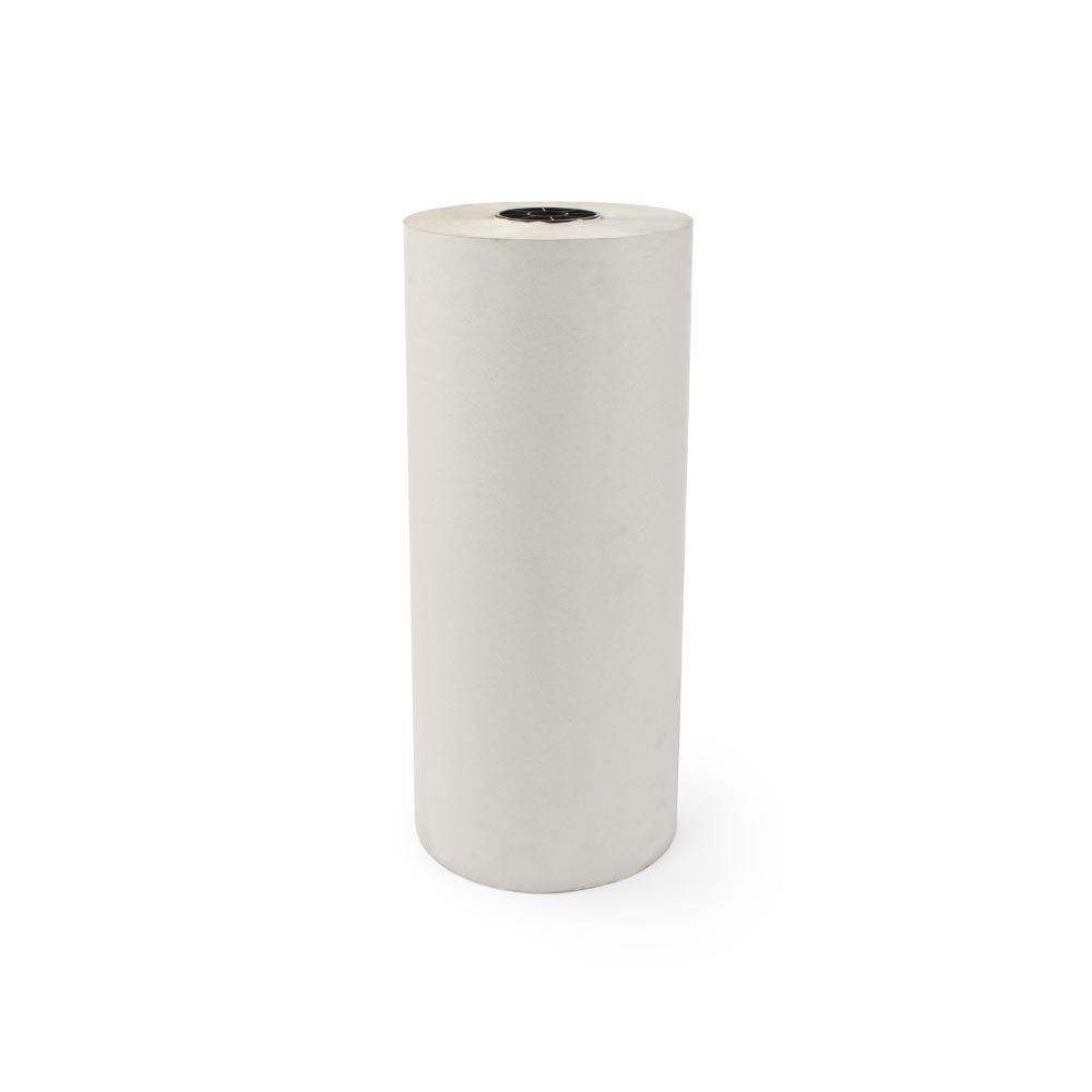 Pratt Retail Specialties 20 in. x 1695 ft. 30# White Newsprint Roll