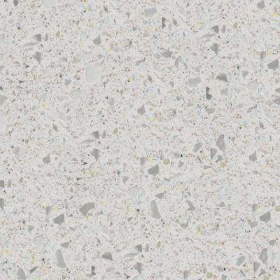 2 in. Solid Surface Countertop Sample in Arcas