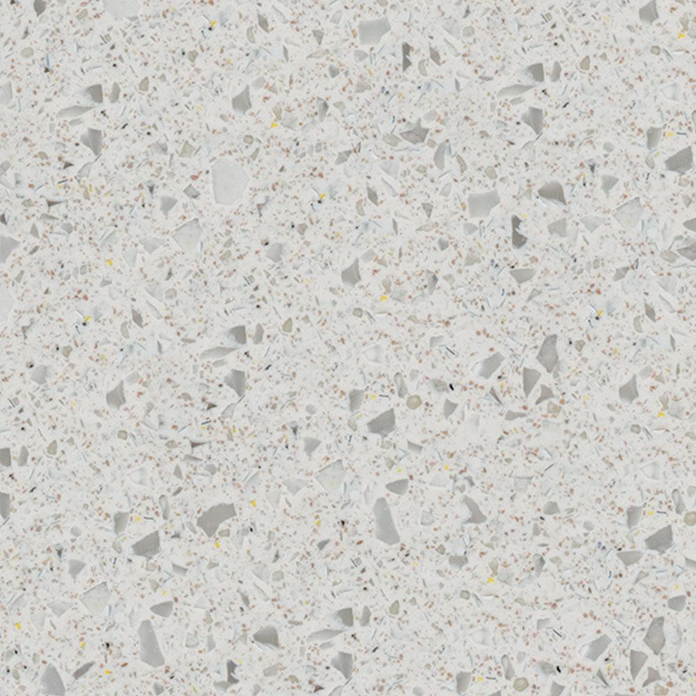 Shop Lg Hi Macs Sugarloaf Solid Surface Kitchen Countertop Sample At Lowes Com: LG Hausys HI-MACS 2 In. X 2 In. Solid Surface Countertop