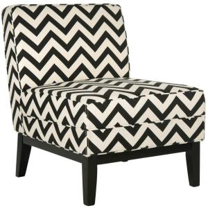 Excellent Safavieh Armand Black And White Zig Zag Linen Cotton Accent Short Links Chair Design For Home Short Linksinfo
