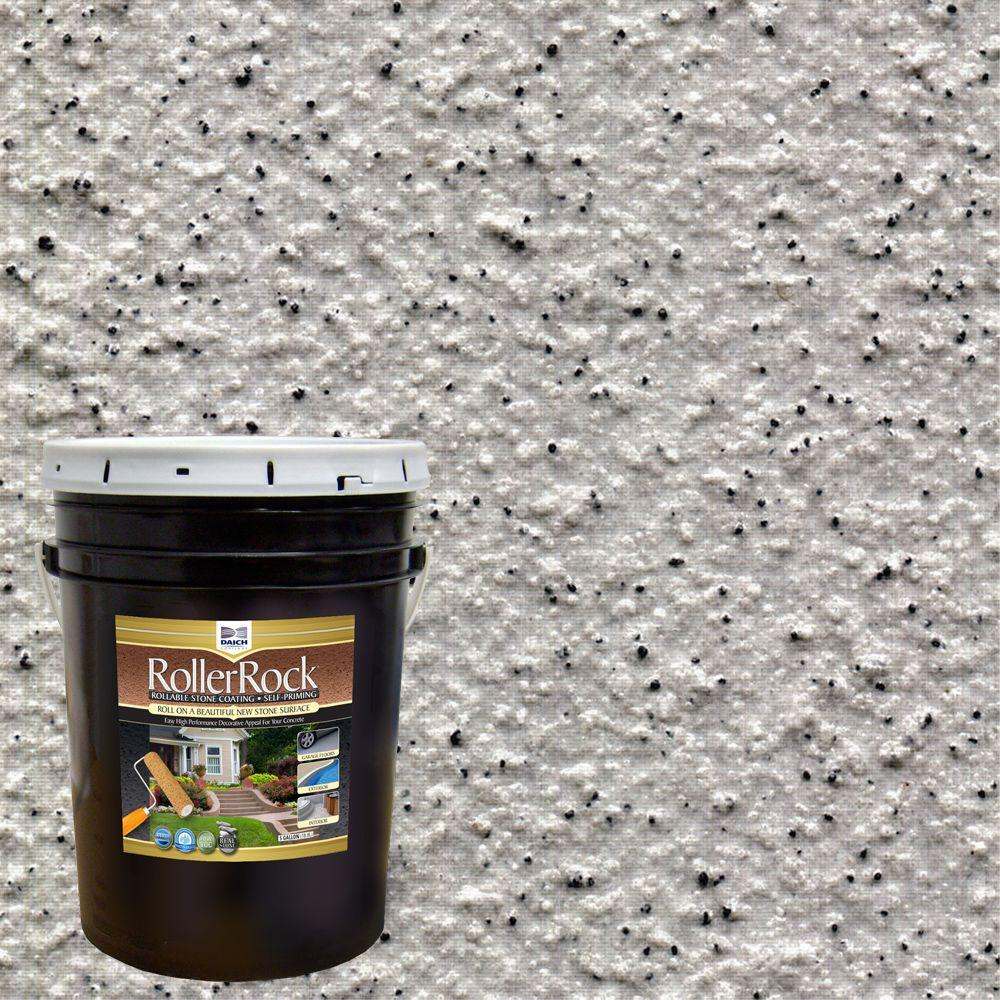 Attractive 5 Gal. Self Priming Warm Gray Exterior Concrete Coating