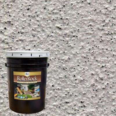 Delicieux 5 Gal. Self Priming Warm Gray Exterior Concrete Coating