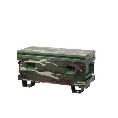 36 in. Job Site Tool Box in Camo