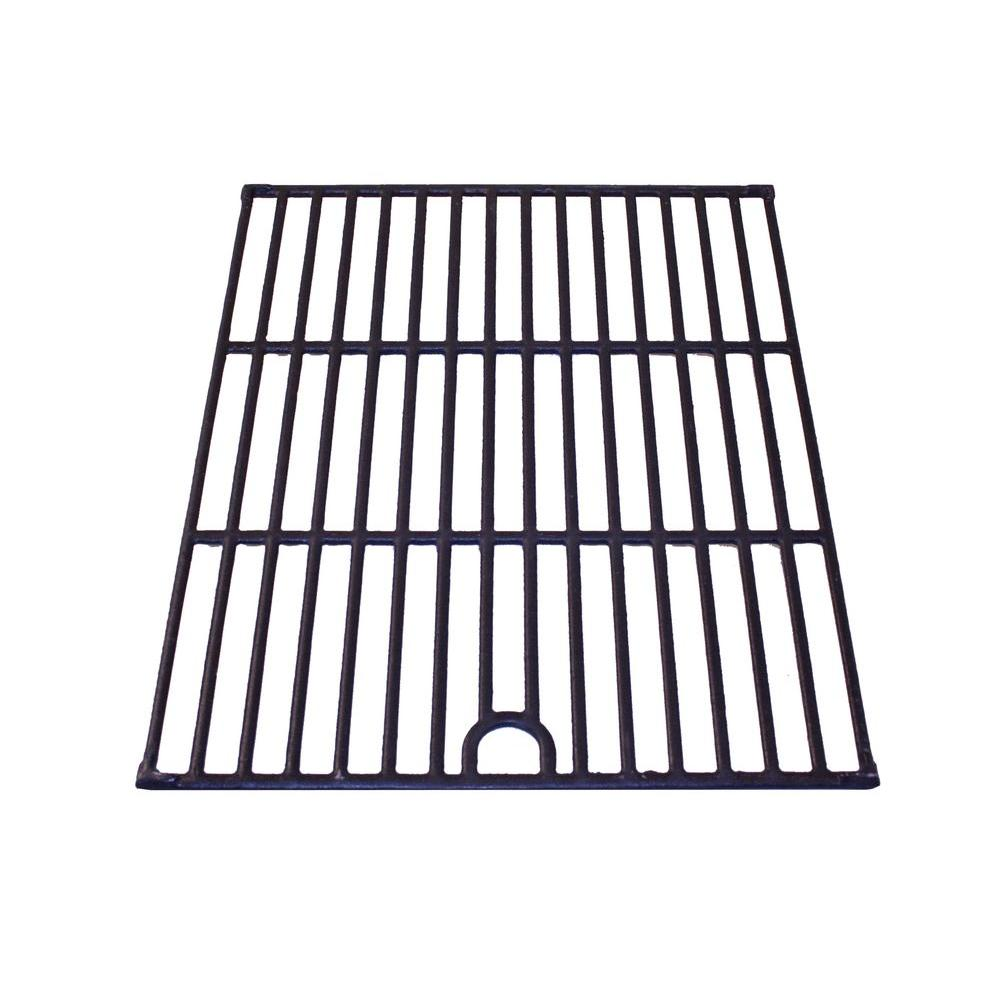 Nexgrill 13 in. x 17 in. Cast Iron Cooking Grate-13000421A0 - The ...