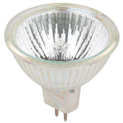 35-Watt Halogen MR16 Clear Lens GU7.9/8.0 Base Flood Light Bulb