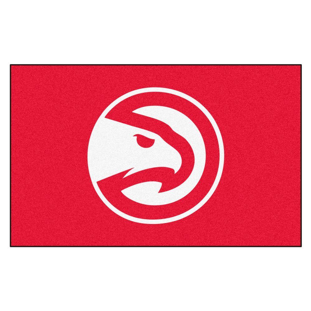 Atlanta Hawks 5 ft. x 8 ft. Ulti-Mat