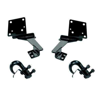 Tow Hooks Front Pair 93-98 Grand Cherokee ZJ