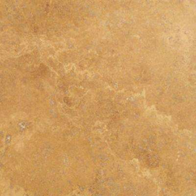4 in. x 4 in. Noche Rustico Travertine Sample